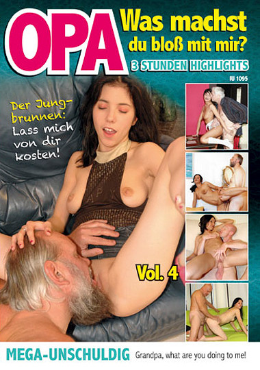 Opa, Was machst du bloss mit mir?Part 4 Full-length Porn Movies
