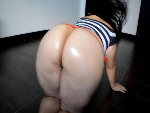 monster butt dark haired latina show ass BBW Sex