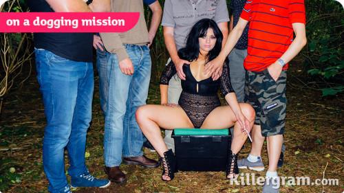 Catalia Valentine On a  mission