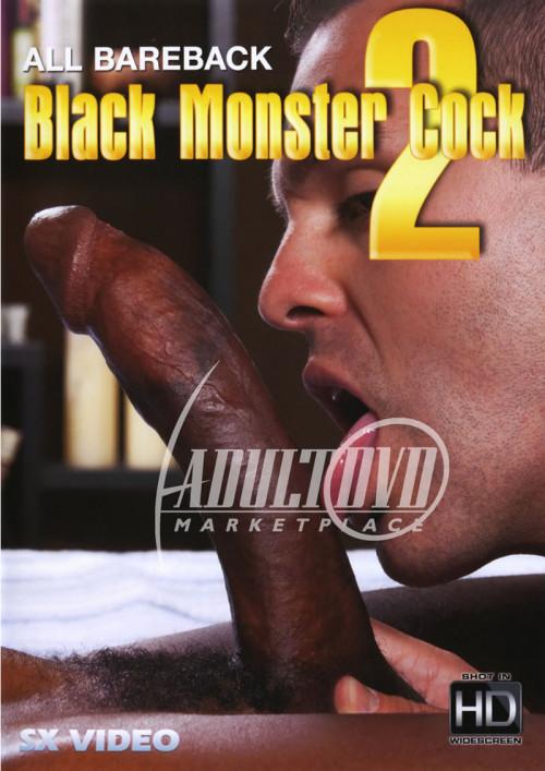 SX Video - Black Monster Cock Part 2