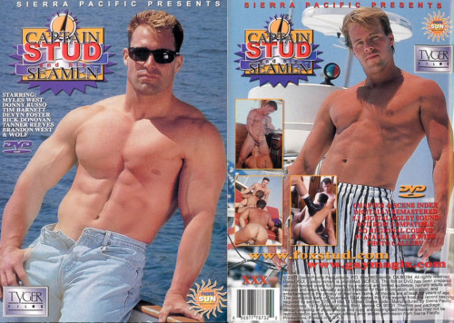 Tyger Films - Captain Stud and His Seamen (1993) Gay Retro