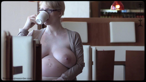 Frivolous-DressOrder Pregnant