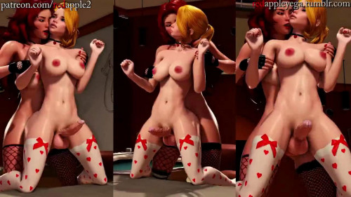 RedApple2 Stuff Collection (Single 720p video edition) 3D Porno