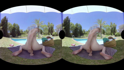 Virtual Real Gay - Johannes Lars - Lazy Afternoon Gay 3D stereo