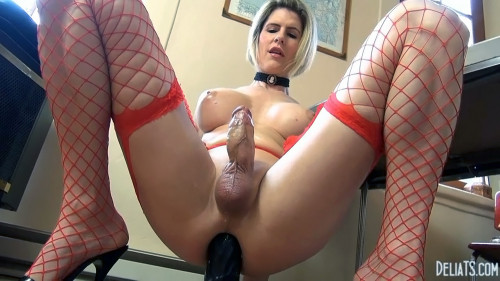 Delia DeLions Trixie`s Big Black Surprise (2014)
