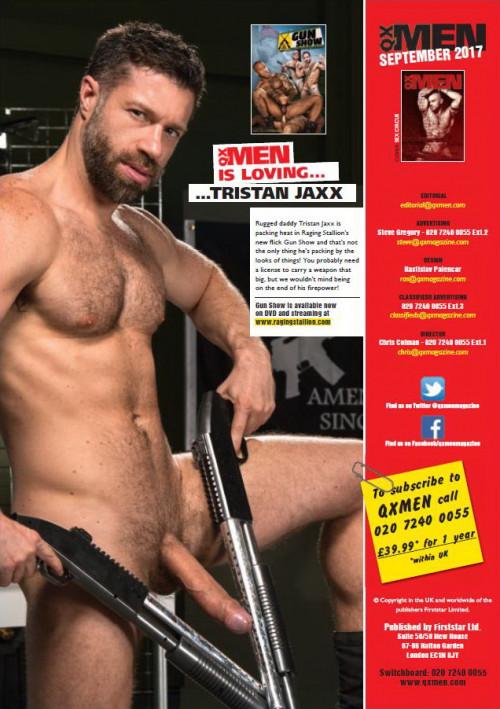 QXMEN Magazine №9 Magazines