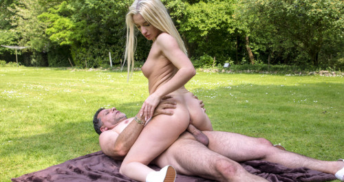 Angela Vidal - Philippe Soine FullHD 1080p Old and Young