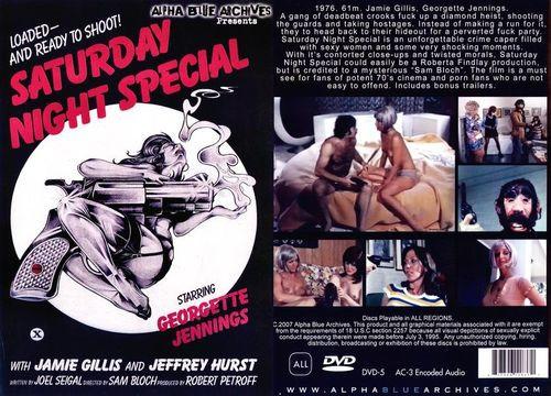 Saturday Night Special (1976) - Jamie Gillis, Georgette Jennings Retro
