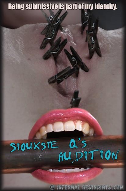 Siouxsie Q - Siouxsie Q's Audition - BDSM, Humiliation, Torture
