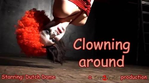 Infernalrestraints - May 18, 2013 - Clowning around