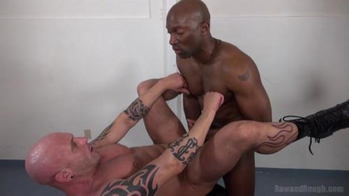 Raw and Rough - Champ Robinson & Rock - BlackBalled