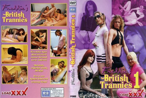 Freddies British Trannies 1: The Tea Girls (2008)
