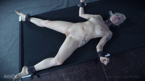 Rough domination & electroshock therapy for Lorelei Lee