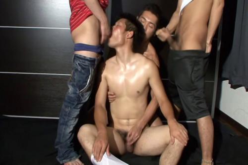 Plenty of Cum Gay Asian