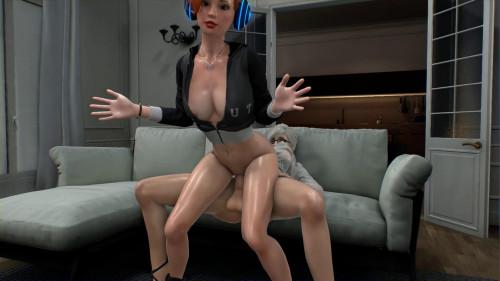 Futa Claire and Amy – Full HD 1080p