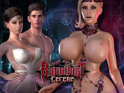 Bloodlust Cerene 3D Porno