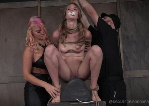 Sexy Ashley Lane First Time Punished