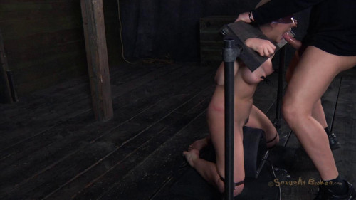 Thought. Trapped On A Sybian, Skull Fucked - Part 1