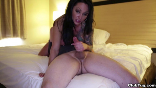 Ashton Blake Motivation Handjob