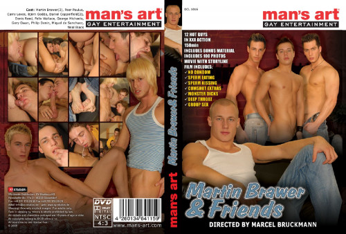 Martin Brawer and Friends Gay Full-length films