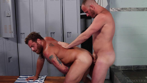 Chase Ryder copulates Riley Mitchels rectal hole 720p