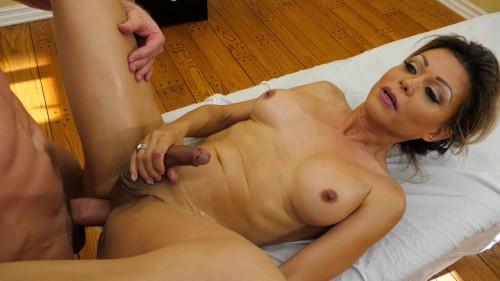 Trans Massage - Scene 3 - TS Johanna B aka Johanna Bardin - HD 720p