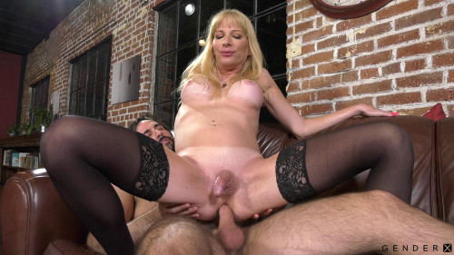 Trans-Ference - Scene 4 - TS Jamie French and Mason Lear - Full HD 1080p Transsexual