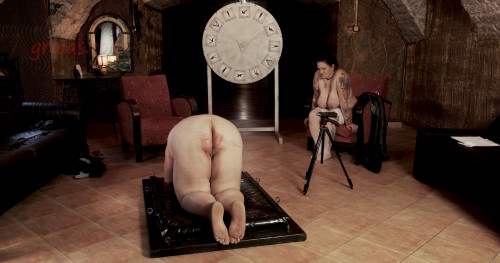How The Wheel Points Out BDSM