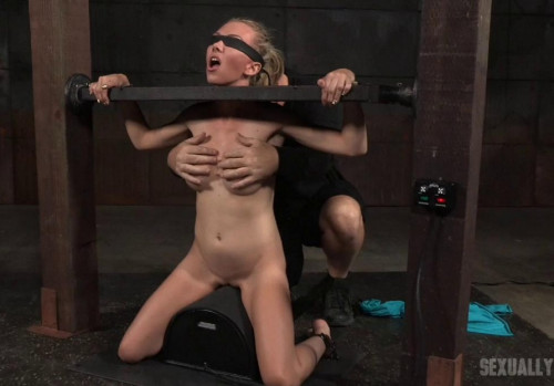 Facefucked into messy destruction