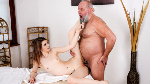 Tera Link - Let Grandpa Massage You (2017) Old and Young
