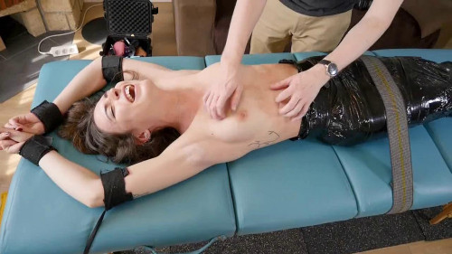 Wrapped & Tickled to hell