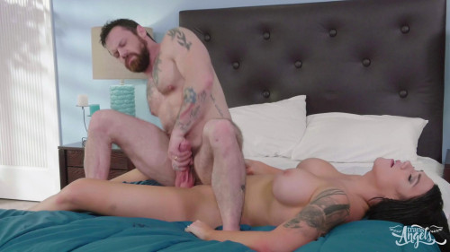 TransAngels - man's Day Lay - Sergeant Miles and Aspen Brooks Shemale