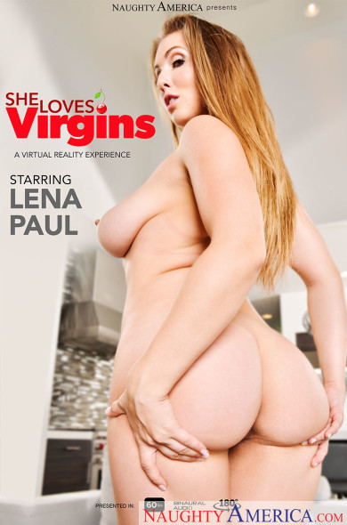 Lena Paul - She Loves Virgins