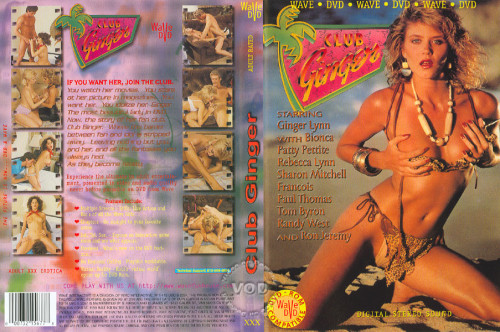 Club Ginger - Ginger Lynn, Krista Lane, Sharon Mitchell (1986) Retro