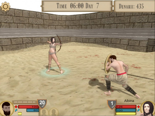 Ancient World Gods and Men Porn games