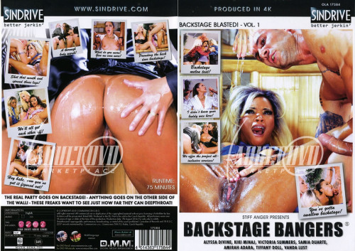 Backstage Bangers Full-length films