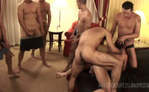 24 Hours Gangbang Party Gay Movie