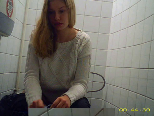 Hidden Camera In The Student Toilet - Vol. 10 Hidden camera