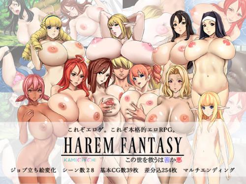 Harem Fantasy -Good or evil will save the world