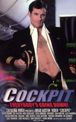 Catalina - Cockpit - Everybody's Going Down! Gay Retro
