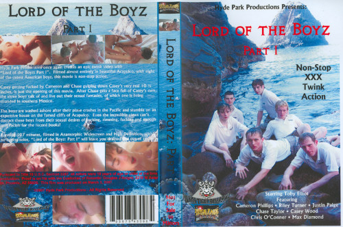 Lord of The Boyz. Part I Gay Movies