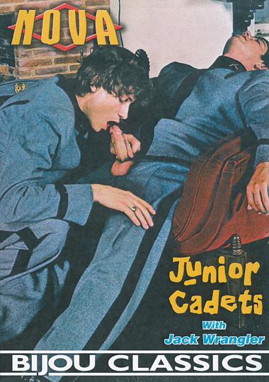 Bareback Junior Cadets (1976) - Jack Wrangler