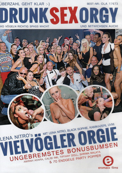 Lena Nitro's Vielvögler Orgie