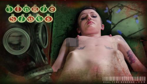 Jingle Sluts Part 3 - Cadence Cross, Nikki Darling BDSM