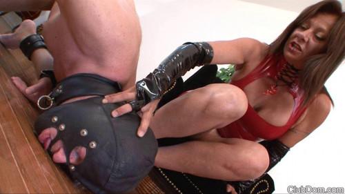 Ms. Venus Divine - Slutty Balls Get Trampled