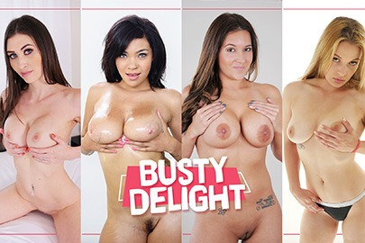 Busty Delight Lifeselector 21Roles Erotic games