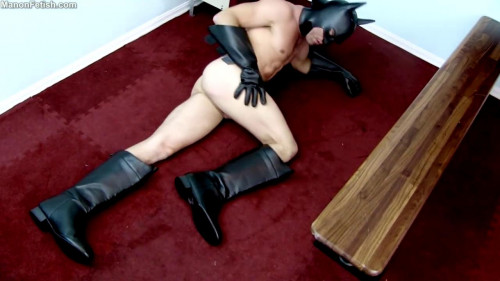 Batman Pounded by Caveman Gay Unusual
