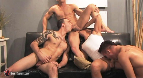 Brent Everett - Four Guys and a Couch