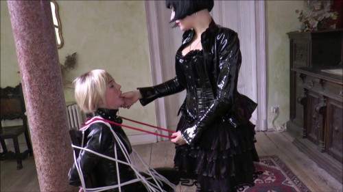 Bondage Education And Breath Play part 5