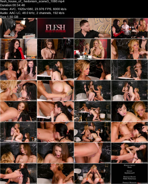 Flesh House of Hedonism(2016)